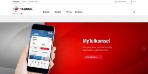 Website Telkomsel